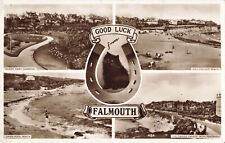 R207027 Good Luck from Falmouth. RP. Multi View