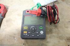 Amprobe Amb 50 5000v Basic Insulation Resistance Tester