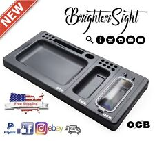 OCB MOBO Modular Package Rolling Tray Smoking Cigarette Box 2019 Package Gift