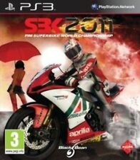 SBK 2011 FIM Superbike Championnat Du Monde (Jeu PS3) * Très bon état *