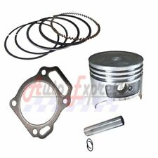 Honda GX160 PISTON, RINGS, & CLIPS PIN FREE CYLINDER HEAD GASKET 13101-ZH8-010