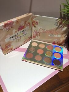 NEW SOLD OUT! Colourpop SWEET TALK 12 Pressed Powder Shadow Palette HOT ITEM