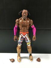 Rétro WWE série 5 le nouveau jour Kofi Kingston Xavier Woods Big E Wrestling Figure