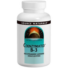 Source Naturals Coenzymated B-3 Nicotinamide Adenine Dinucleotide - 30 Tablets