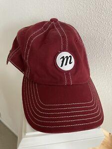 Microsoft Redmond WA Baseball Hat Cap Adjustable