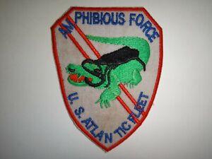 États-Unis Marine Amphibie Force Atlantic Flotte Patch