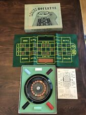 Vintage Barons Roulette Casino Game