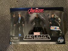 SEALED TRU Marvel Legends 2015 Infinite Series Coulson, Fury, Hill Boxed Set MIB