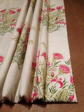 Harlequin Suri 1251 Interlined Curtains Made To Measure Hand Sewn All 5 Cols
