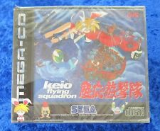 Keio Flying aigles, sega mega-cd de jeu, NEUF