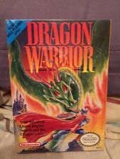 FACTORY SEALED Dragon Warrior Nintendo NES See Photos Minor Wear
