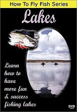 How To Fly Fish Lakes - Bill Marts Fly Fishing DVD Video