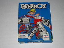 Paperboy (Amiga, 1989) Ultra Rare, Minscape Game, Vintage