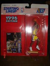 Eddie Jones 1996 SLU Rookie Figure-LA Lakers Guard
