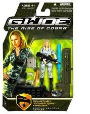 "G.I. Joe Rise of Cobra Movie Figure Courtney ""Cover Girl"" Krieger I3"