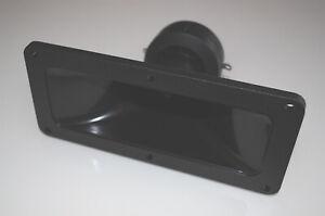 PTI-1016 Piezo Horn-Hochtöner / 110 dB / 300 W / 1-20 kHz / keine Weiche nötig!