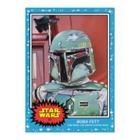 2020 Topps Living Boba Fett #83 Star Wars Bounty Hunter Empire Strikes Back