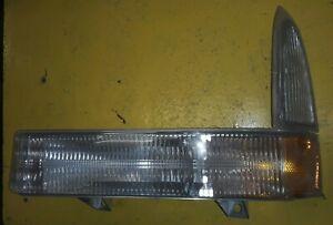 EAGLE EYES FRONT LEFT Turn Signal / Parking Light FR349-U000L / 4600168209