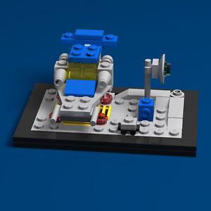 LEGO 60th Anniversary 928 Galaxy Explorer PDF Instructions LDD Files