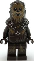 Lego New Star Wars Chewbacca Minifigure Figure