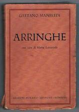 GIURIDICA NAPOLI LIMONCELLI MANFREDI ARRINGHE 1927 BROSSURA