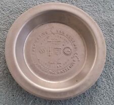 GM Fabricating Assembly Plant Lordstown Ohio 20th Anniversary Ash Coin Tray 1986