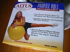 Altus Prifile Ball Body Ball Athletic NIB Genuine Model APBALL