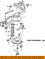 GM OEM Front-Lower Ball Joint 88965475