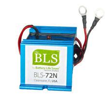 BLS-72N Battery Rejuvenator Battery Life Saver 72V GEM, Ford Think, ZAPP ZEN GEL