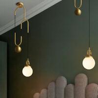 Kitchen Pendant Light Bar Lamp Hotel Chandelier Lighting Home LED Ceiling Lights