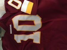 RG3 Robert Griffin III Washington Redskins jersey youth XL