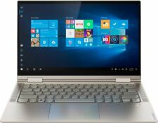 "Open-Box Excellent: Lenovo - Yoga C740 2-in-1 14"" Touch-Screen Laptop - Intel..."