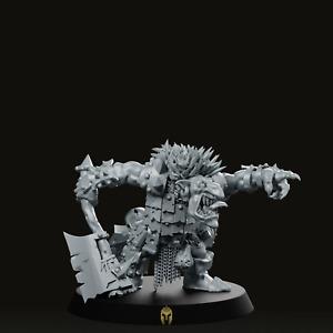 Jirgasz Goblin Chief - Avatars of War Miniatures