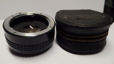Pentax K Mount Vivitar 2X-22 MC Tele Converter Lens