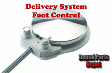 Foot Control, Wet/Dry & Chip Blower, Gray Tubing (DCI #6315)