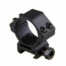 High Profile Low width 30mm Ring 21mm Dovetail Rail Scope Mount For Rifle Scope