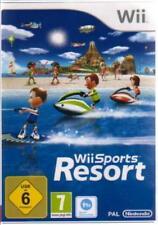 Nintendo WII SPORTS RESORT SPORT 12 nuova versione tedesco NUOVISSIMA