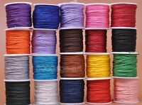 22meters Nylon Chinese Knotting Nylon Thread Cord Beading Bracelet 1MM