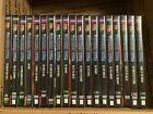 Doctor Who Original Series Third Doctor John Pertwee DVD Lot - 19 DVDs/Stories