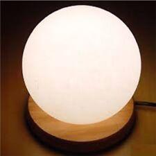 LED-Lampen aus Holz mit Kugel Lichtquelle