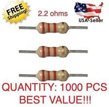 1000pcs 2.2Ohm Resistors Bypass SRS Airbag HIGH QUALITY BULK VALUE BMW HONDA ETC