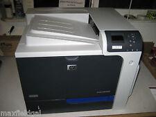 Refurb HP Color LaserJet CP4025dn (CC490A), 35/35 ppm work group laser printer