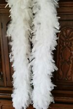 6 Ft Long Feather Boas Costumes Dress Up Parties Crafts Holidays Decor Wedding