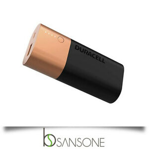POWERBANK DURACELL 6700 MAH CARICABATTERIE PER SMARTPHONE E DISPOSITIVI USB