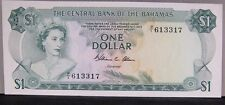 1974 Bahamas, Monetary Authority Dollar Unc Quality      ** FREE U.S SHIPPING **