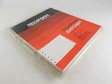 "NOS Rediform Vintage Computer Stationery Paper Letterheads-9.5"" x 11"""