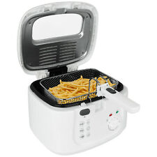 Fritteuse 2,5L Friteuse elektrisch Fritöse Frittöse Pommes Cool Touch 1800 Watt