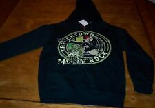 BOB MARLEY TRENCHTOWN ROCK HOODIE HOODED Sweatshirt SMALL NEW w/ TAG