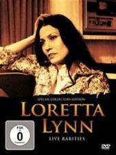 Live Rarities by Loretta Lynn (DVD, Oct-2015, E1 Entertainment)
