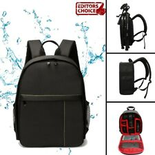 Waterproof Camera Backpack Bag Large Photography Package for Canon Nikon Sony